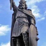 Alfred the Great - image from Wikipedia