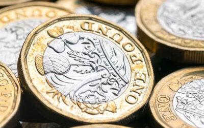 British One Pound coin